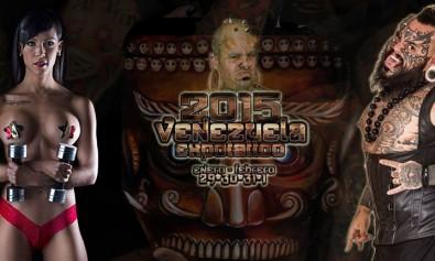 ¡Ya viene la Venezuela Expo Tattoo 2015