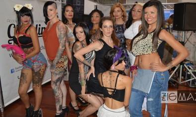 Miss Tattoo Ink Venezuela 2015