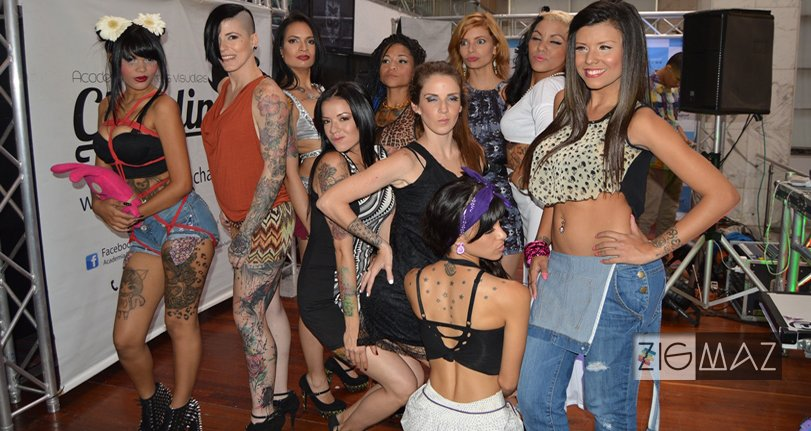 Miss Tattoo Ink Venezuela 2015
