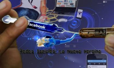 Las Redes Sociales generan los nuevos Junkies del siglo XXI