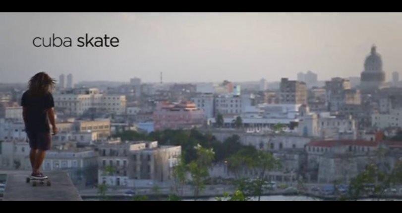El Skate en Cuba (Documental)