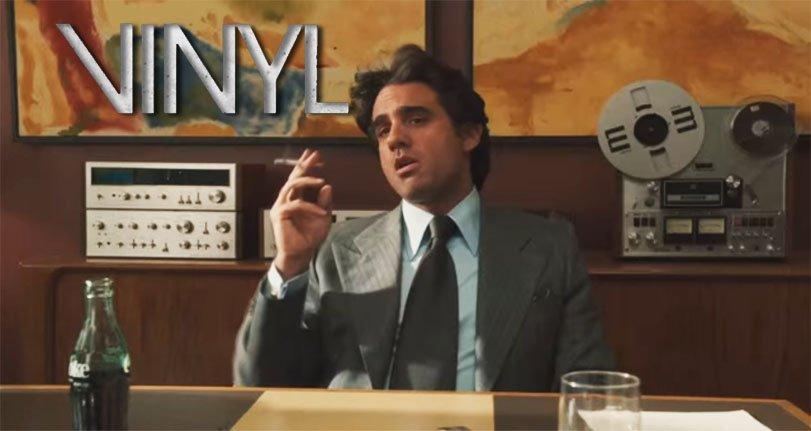 Vinyl la serie de Scorsese y Mick Jagger ya tiene fecha de estreno