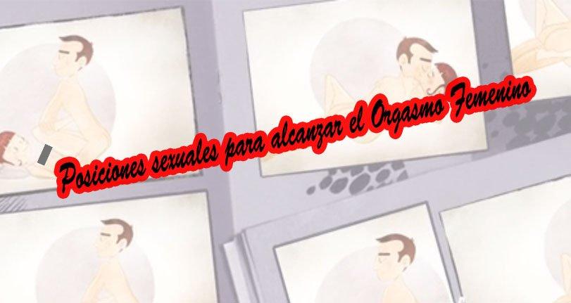 Posiciones sexuales para que tu chica llegue al orgasmo, Coito femenino,