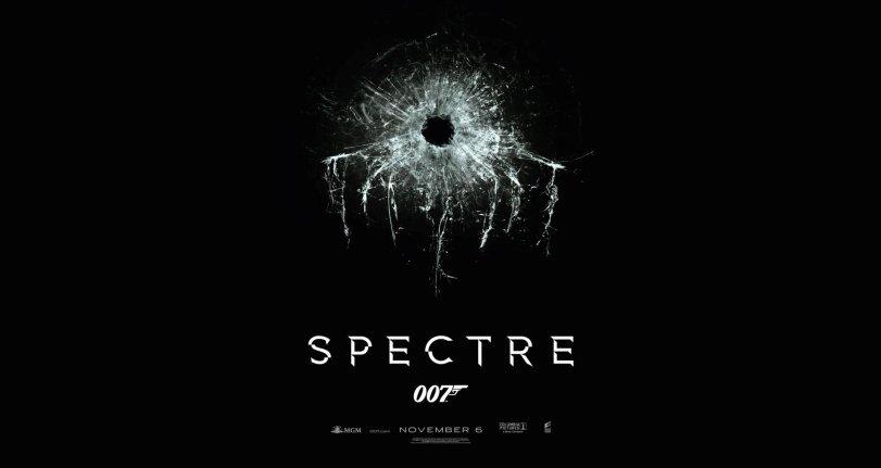 La película de James Bond, Spectre, 007