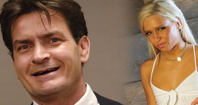 Actresses who have dated charlie sheen