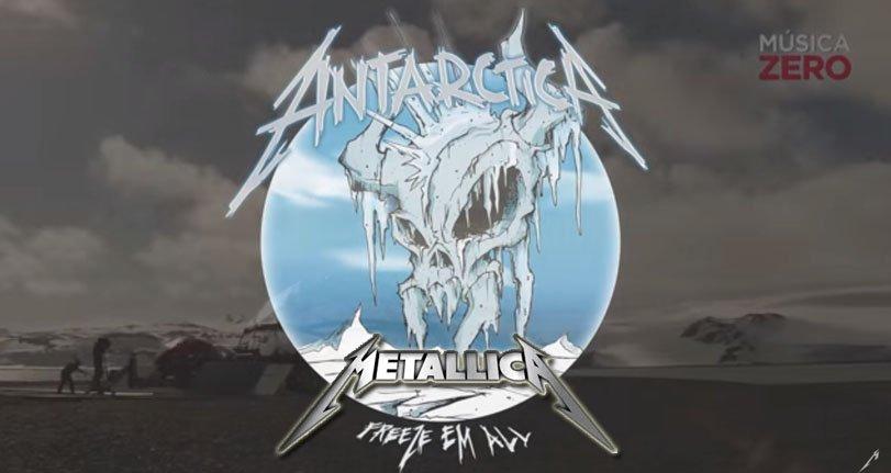 """Metallica regala documental """"Freeze' Em All"""" a sus fans de navidad"""