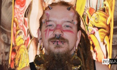 Doug Smode en la Venezuela Expo Tattoo 2016 00