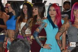 Candidatas al Miss Tattoo 2016, Miss Tattoo InkVzla 2016, Venezuela Expo Tattoo 2016,