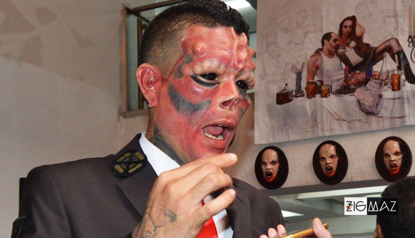 Red Skull Venezolano, Henry Rodríguez, Venezuela Expo Tattoo 2016 00