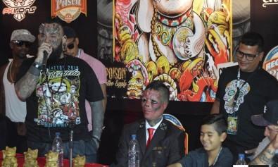 Venezuela Expo Tattoo 2016, primer dia Rueda de prensa 03