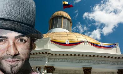 Nacho en la Asamblea Nacional