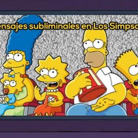 ¡A QUÉ NO SABÍAS! Estos son los mensajes subliminales más locos de Los Simpsons