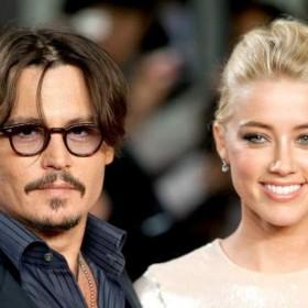 ¡DE INFARTO! Amber Heard y Johnny Depp se divorcian