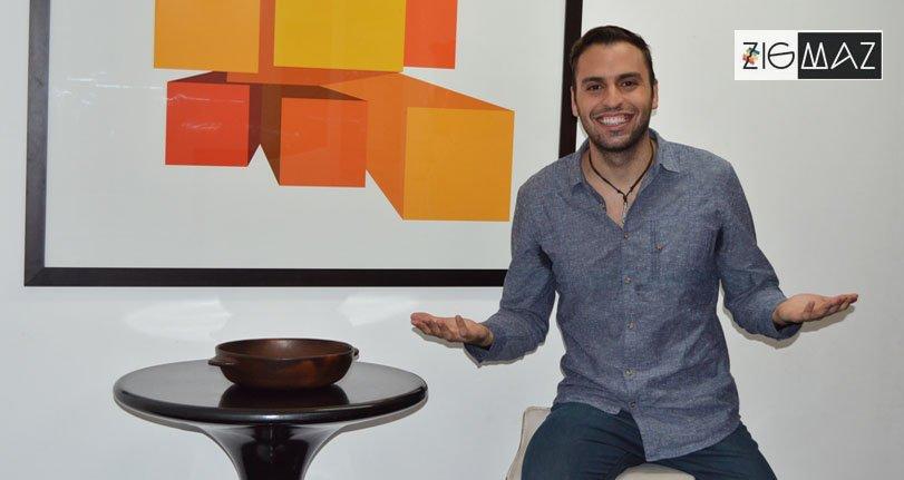 Entrevista a Daniel Pereira de ZigmaZ - Aca En Venezuela, Revista Oxite