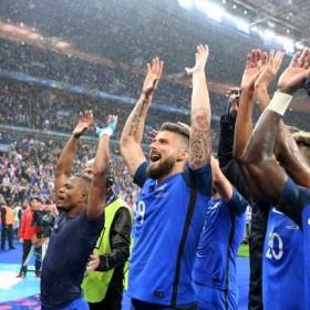 Francia sigue firme en la Eurocopa