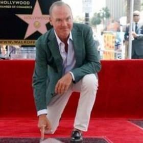 ¡FELICIDADES! Este actor estadounidense se ganó una estrella en el Paseo de la Fama