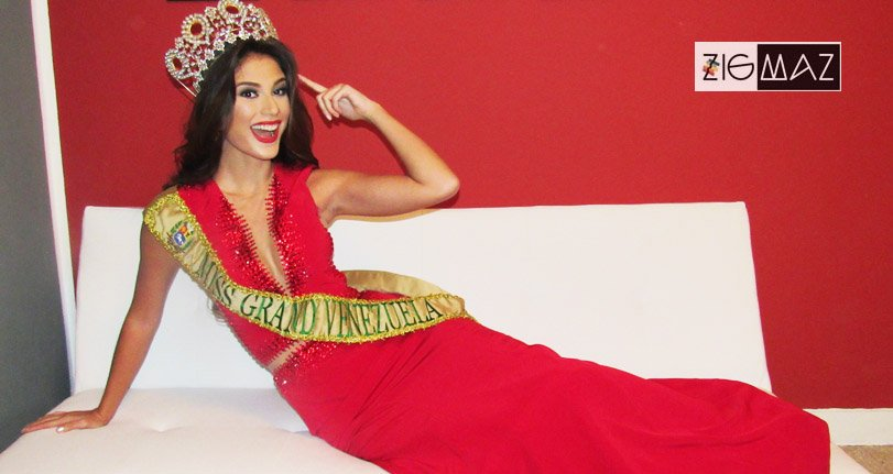 Miss Grand Venezuela 2016, Debora Paola Medina