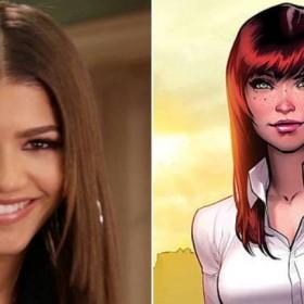 ¡SENSACIÓN EN LA WEB! Esta ex estrella de Disney interpretará a Mary Jane en la nueva entrega de Spider-Man