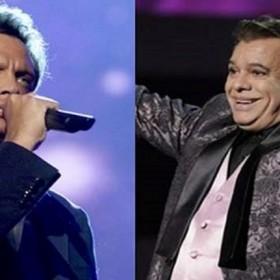¡HERMOSO! Luis Miguel despidió a Juan Gabriel por todo lo alto