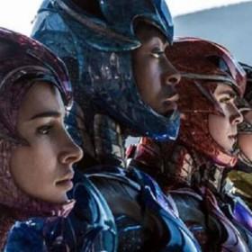 ¡EXCELENTE! Estrenaron el primer tráiler de la película de Los Power Rangers