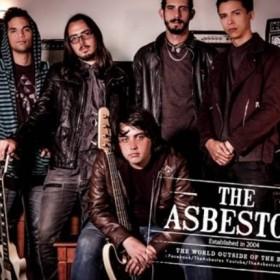 ¡EXCELENTE! The Asbestos estrenaron un nuevo tema musical