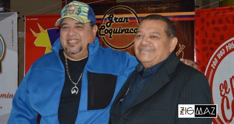 Neguito Borjas, Gran Coquivacio, estreno de Mi Corazon es Venezuela 01