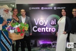 Voy al centro Lanzamiento, neegocios del centro de Caracas