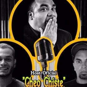 Cheo Chiste y su equipo harán de las suyas en su nuevo 'Stand Up Cuerdos'
