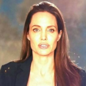 Angelina Jolie hace su primera aparición luego de anunciar su divorcio con Brad Pitt