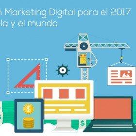 El mundo incrementará su inversión en Marketing Digital para el 2017 pero Venezuela no