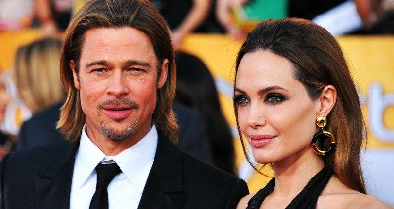 ¡Sin enterarnos de nada! Brad Pitt y Angelina Jolie harán su divorcio confidencial