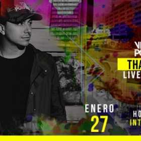 ¡Imperdible! Víctor Porfidio llega a enero con el evento 'Thank You Live'