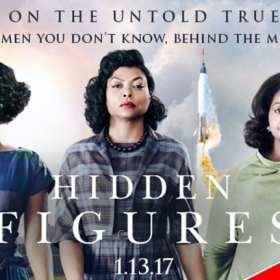 'Figuras Ocultas' una increíble película que no te puedes perder