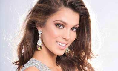 Iris Mittenaere Miss Universo 2017