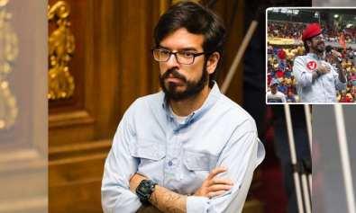 Miguel Pizarro Hackeo cuenta twitter
