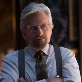 ¡MÁS FINO! Michael Douglas volverá para la secuela de 'Ant-Man'