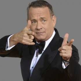 ¡MÁS FINO! Tom Hanks lanzará su primer libro al mercado