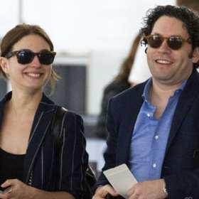 ¡FELICIDADES! Gustavo Dudamel se casó en secreto en Las Vegas