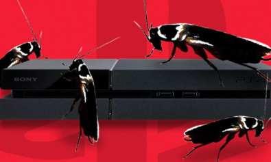 zigmaz-cucarachas y su placer de comer PS4