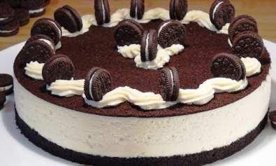 zigmaz-torta de oreo con crema