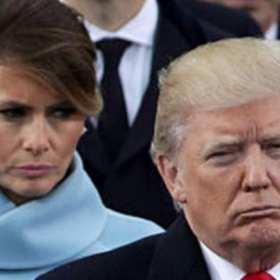 """Melania Trump dejó mucho que decir con un simple """"Me Gusta"""" en un post"""