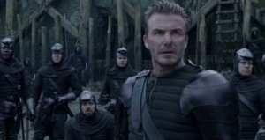 zigmaz-Beckham actor en el rey-arturo