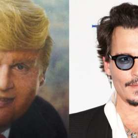 Johnny Depp desea reemplazar a Alec Baldwin para representar a Donald Trump en Saturday Night Live