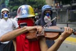 zigmaz- joven violinista agredido por la GNB