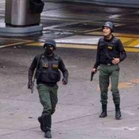 GNB disparan con armas de fuego contra manifestante que se refugiaban en las cercanías del CCCT