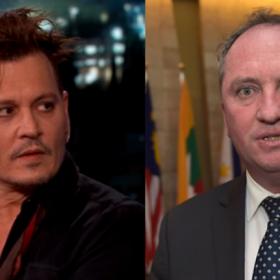 Johnny Depp puede enfrentar cargos de perjurio por 'guerra contra terrier'