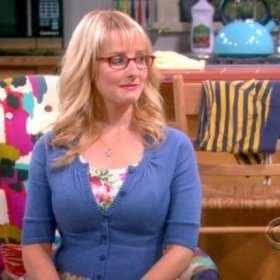 'Big Bang Theory's' Melissa Rauch anuncia el embarazo después de sufrir un aborto espontáneo
