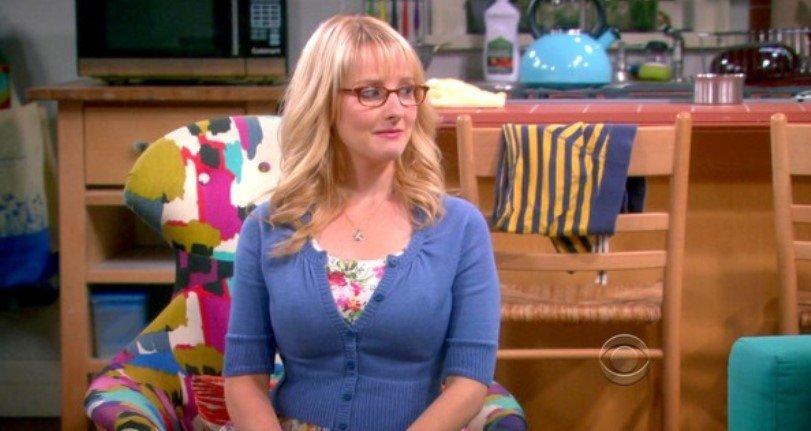 Big Bang Theory's,Melissa Rauch