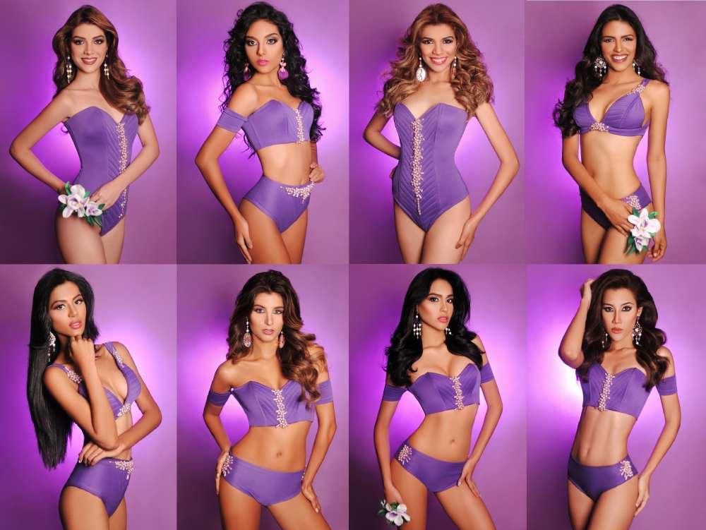 Candidatas al Miss Turismo Venezuela 2017 1