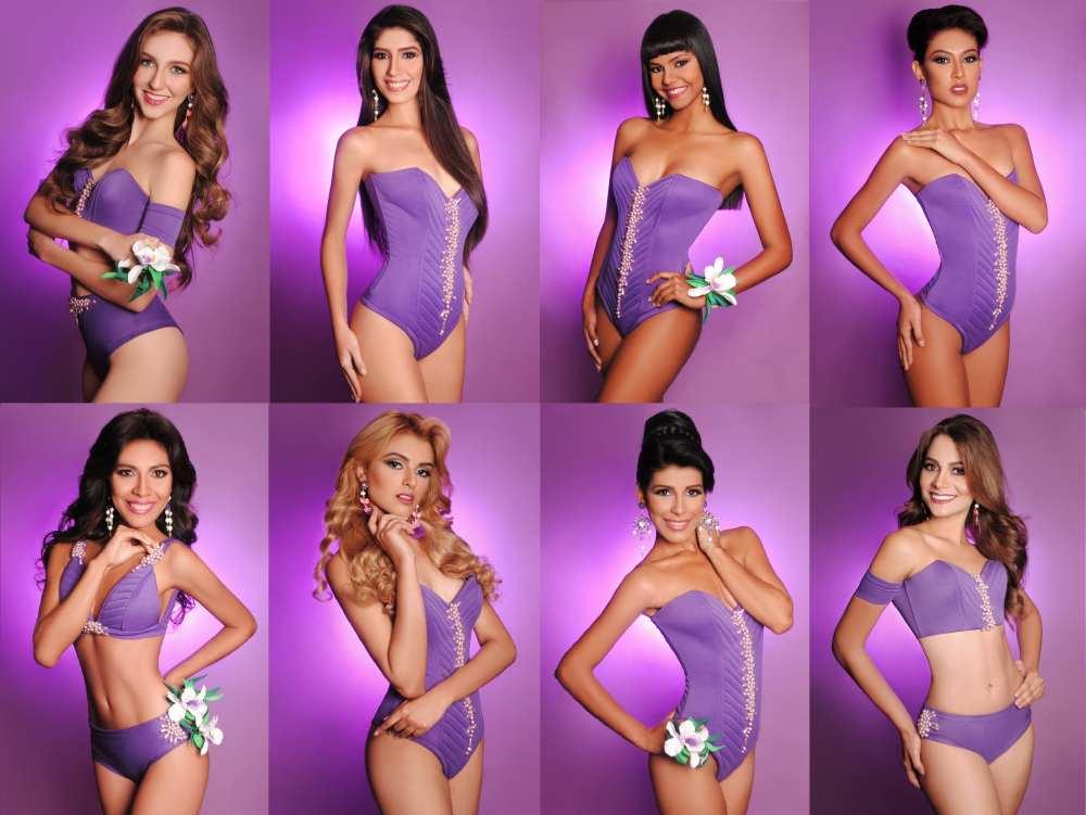 Candidatas al Miss Turismo Venezuela 2017 2